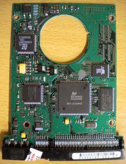 Seagate ST313640A 9L4009-060 IDE 13.6 GB PCB Controller-Elektronik Platine* fe43