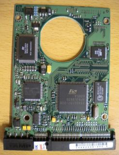 Seagate ST34321A 9K2003-652 IDE 4.3GB PCB Controller-Elektronik Platine* fe44