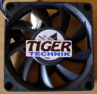 Cooler Master Delta Electronics AFB0712HHB 70mm 3-pol 0.45A Gehäuse Lüfter* gl31
