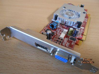 MSI MS-V128 ATI Radeon HD 3470 Lenovo 46R1521 256MB Display Port VGA PCIe* g309