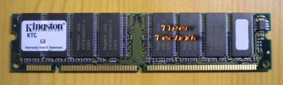 Kingston KTC6611 256 PC100 CL3 256MB SDRAM 100MHz 9902187-001.A00 RAM* r273