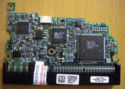 IBM DTLA-305040 07N3538 IDE 40 GB PCB Controller Elektronik Platine* fe87