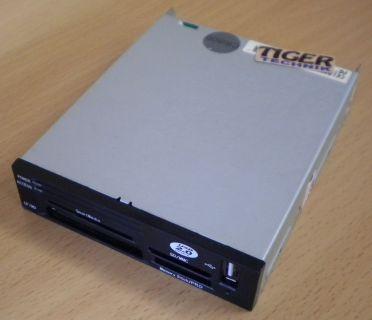 In Win CRi500 6-in-1 USB Computer Kartenlesegerät schwarz* kl24