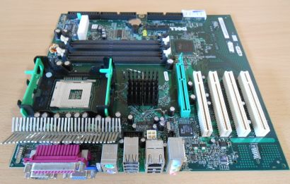 Dell Optiplex GX270 Mainboard 0FG022 Rev A00 Sockel 478 SATA AGP VGA LAN* m712