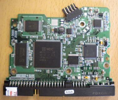 Western Digital WD200BB-00DEA0 IDE 20 GB PCB Controller Elektronik Platine*fe104