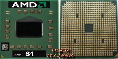 Notebook Prozessor AMD Turion 64 X2 TL-52 TMDTL52HAX5CT 2x1.6GHz Sockel S1* c509