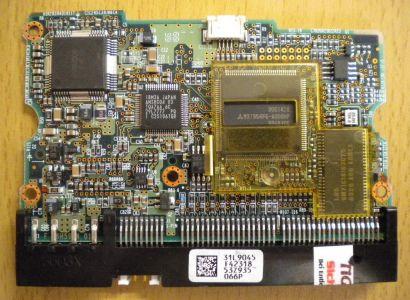 IBM Deskstar DPTA-353750 IDE 37.5GB PCB Controller Elektronik Platine* fe108