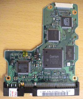Quantum Fireball ST ST16A011 IDE 1.6 GB PCB Controller Elektronik Platine* fe109