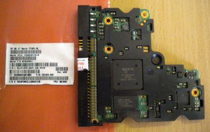 Maxtor D740X-6L VQ20A011-01-B IDE 20GB PCB Controller Elektronik Platine* fe114