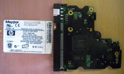 Maxtor hp D740X-6L IDE 20GB AT PCB Controller Elektronik Platine* fe116