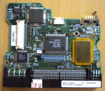IBM DCAA-34330 E182115 HG 46J6131 IDE PCB Controller Elektronik Platine* fe118