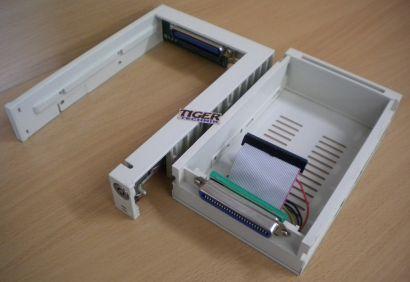 Mobile Rack Set Wechselrahmen 5.25 Zoll für 2.5 3.5 Zoll HDDs IDE - IDE* pz255