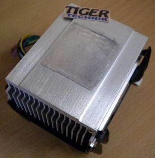 Intel AB0856 002 Sockel 478 3-pol 70mm Pentium 4 Celeron CPU Lüfter* ck143