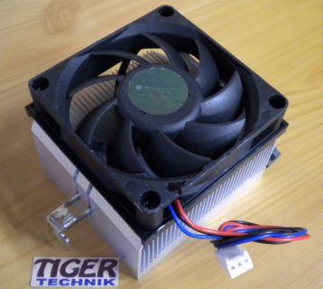AMD CMDK8 7I52D A5 GP Sockel AM2 AM2+ AM3 939 940 754 70mm CPU Lüfter* ck144