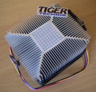 AMD Sockel AM2 AM3 FHSA7015S-1375 Athlon II 70mm 4-pol CPU Lüfter* ck150