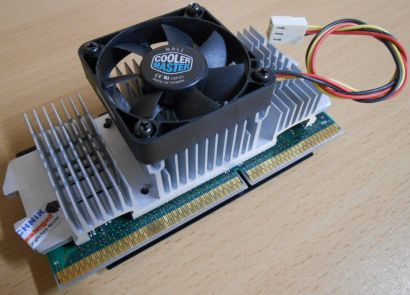CPU Prozessor Intel Pentium III SL3H7 600 MHz FSB133 256K Slot 1 Pentium 3* c923