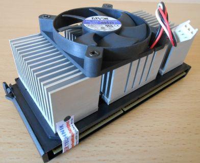 CPU Prozessor AMD Athlon 750 MHz AMD-K7750MTR52B A FSB200 512KB Slot A* c937