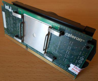 CPU Prozessor Intel Celeron SL32A 300 MHz FSB66 Slot 1 Celeron 300A 66* c939