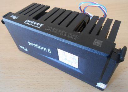 CPU Prozessor Intel Pentium II SL2HD 233 MHz FSB66 512KB Slot 1 Pentium 2* c944