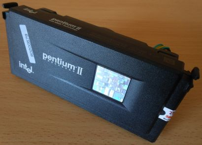 CPU Prozessor Intel Pentium II SL2WB 450 MHz FSB100 512KB Slot 1 Pentium 2* c947