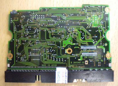 IBM DJNA-372200 E182115 HG IDE 22GB PCB Controller Elektronik Platine* fe152