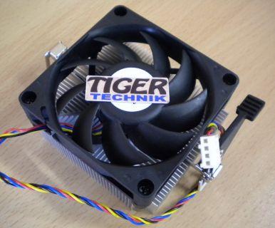 AMD Athlon II Sockel AM2 AM3 CMDKM 7F52A A1 GP CPU Lüfter 70mm 4-pol* ck153