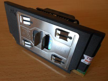 CPU Prozessor Intel Pentium II SL357 400 MHz FSB100 512KB Slot 1 Pentium 2* c957