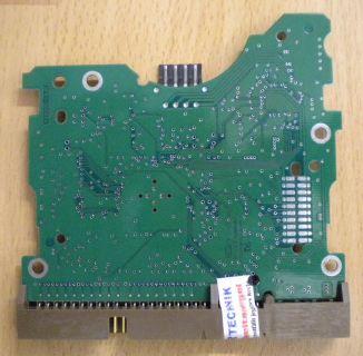 SAMSUNG SP0411N 40GB IDE PCB Controller Elektronik Platine* fe163