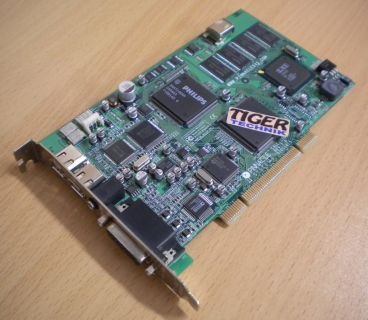 Pinnacle System Callisto Rev. 7.0 51011615 PCI Videoschnittkarte* tk38