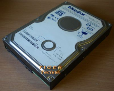 Maxtor DiamondMax Plus 9 6Y160M0 Festplatte SATA 160GB 8MB 7200rpm 3,5 Zoll*f143