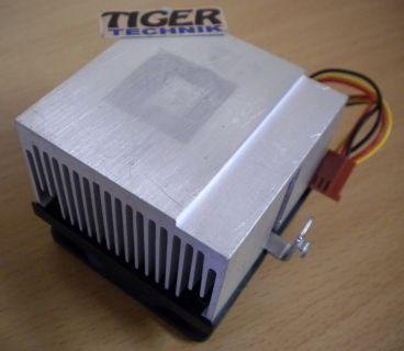 Cooler Master Sockel Intel 370 AMD 462 A 60mm Prozessorkühler CPU Lüfter* ck197
