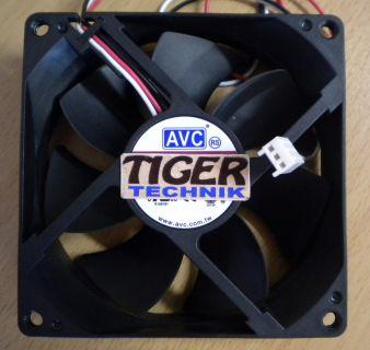 AVC DS09225R12MC018 3-pol 92mm Gehäuse Lüfter Fan* gl49