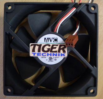 AVC C9025S12H 3-pol 92mm Gehäuse Lüfter Fan* gl50