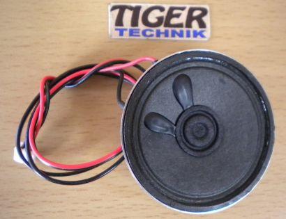 HP Compaq dx2300 Microtower Gehäuse System Lautsprecher 4 Ohm 1.5W 2-pol* pz280