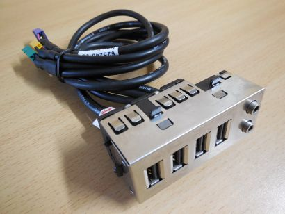 HP Compaq 577792-001 Elite 8000 8100 USB und Audio Front IO* pz299
