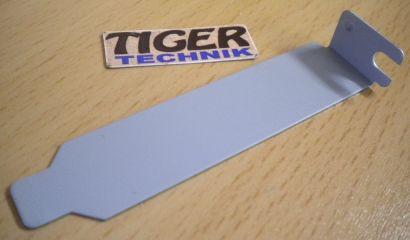 3x Stück Slotblech Slotblende Abdeckung Low Profil Desktop Computer Gehäuse*bl25