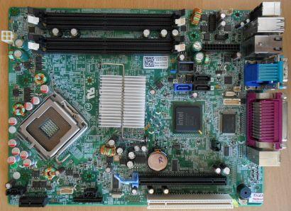Dell Optiplex 960 SFF Mainboard 0G261D Rev A00 Sockel 775 Intel Q45 Express*m727