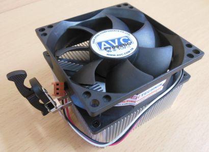 AVC AMD Sockel AM2 AM3 939 940 754 3-pol 80mm Prozessorkühler CPU Lüfter* ck209