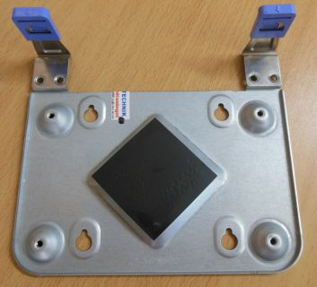 IBM Lenovo ThinkCentre M58 A58 SFF 43N9877 CPU Kühler + Backplate + RM* ck240
