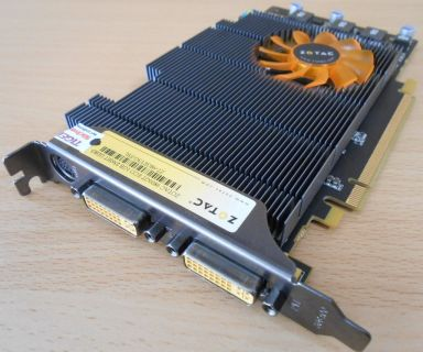 Zotac 9600 GT ECO GeForce 9600GT 1GB 256Bit GDDR3 PCI-E 2.0x16 VGA HDMI DVI*g314