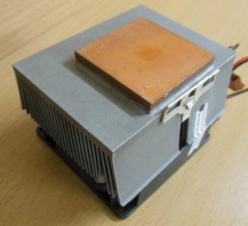 Sockel AMD A 462 80mm 3-pol Prozessorkühler mit SUNON Lüfter KD1208PTS4* ck247