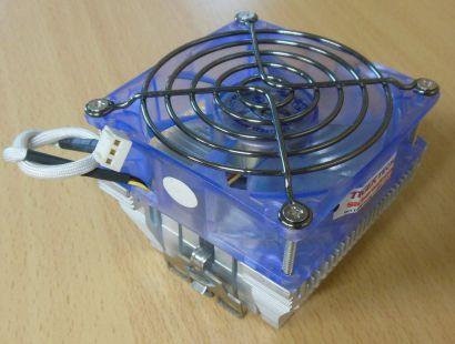 Spire WhisperRock IV Sockel AMD A 462 Intel 370 3-pol 80mm CPU Lüfter* ck249
