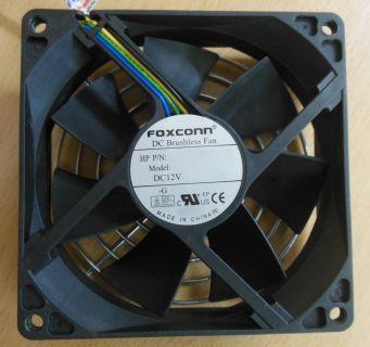 Foxconn 432768-001 PV902512PSPF 0H 92mm HP Workstation Gehäuse Lüfter* gl69