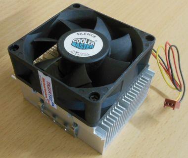 Cooler Master Sockel Intel 370 AMD A 462 70mm 3-pol CPU Lüfter* ck274