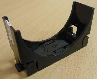 Systemax Booksize PC Halterung für 80mm Gehäuselüfter 28015* pz339