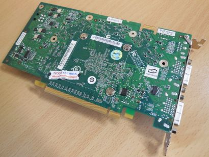 NVIDIA Quadro FX3500 q455 CN-OWH242 256MB 256bit GDDR3 PCI-E x16 2xDVI 3Pin*g319