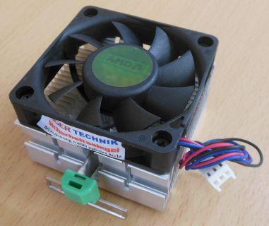 AMD FXN NBT-K0010AC1DBTCB-001 Sockel AMD A 462 Intel 370 CPU Kühler* ck287