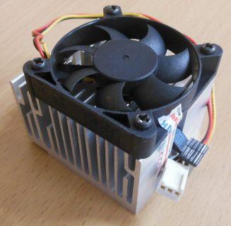 CPU Lüfter Sockel AMD A 462 Intel 370 Duron AthlonXP 3000+ PIII Celeron* ck288