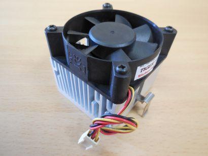 Sockel AMD A 462 Intel 370 60mm 3-pol Prozessorkühler CPU Lüfter* ck291