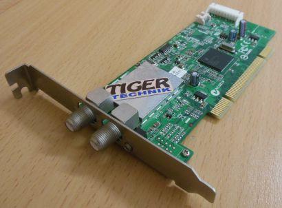 Asus Tiger Rev 4.00G HP PN 5188 6032 PCI DVB-S DVB-S2 Sat Karte C73S036* tk40